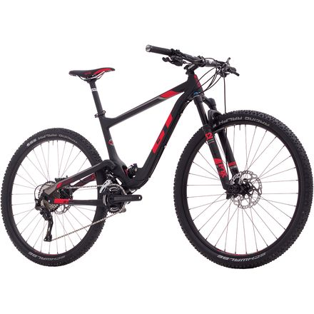 GT Helion Carbon Expert 9R Complete Mountain Bike - 2017