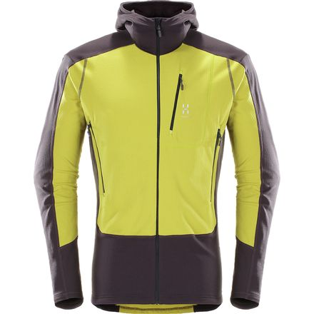 Haglofs Alder Hooded Jacket - Men's