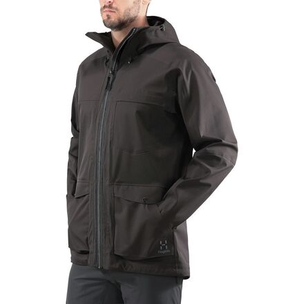 An awesome ecologically conscious jacket