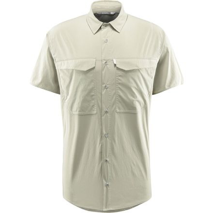 Haglofs Salo Short-Sleeve Shirt - Men's