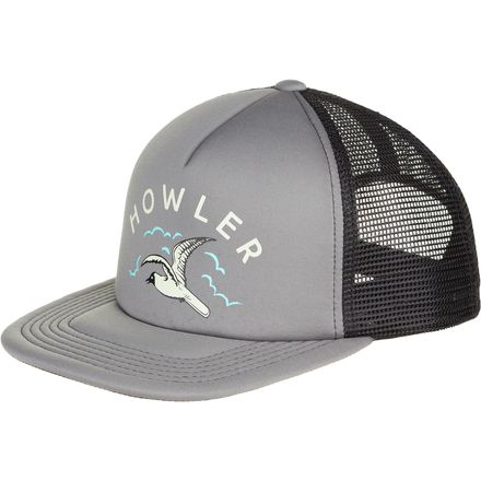 Howler Brothers Seagull Trucker Hat