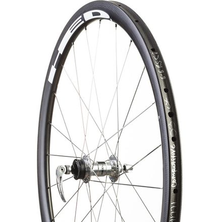 HED Stinger 3 Carbon Disc Brake Road Wheelset - Tubular