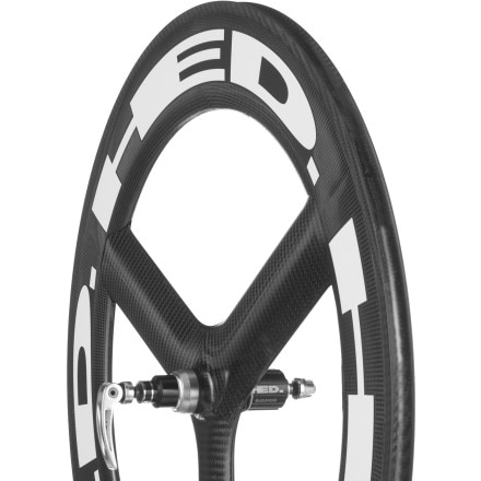 HED H3D FR Carbon Road Wheel - Tubular