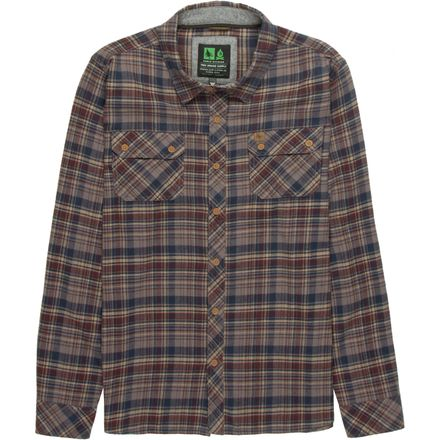 Hippy Tree Lobos Flannel - Men's