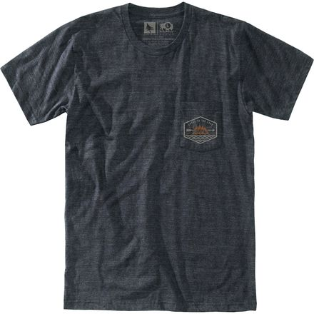 Hippy Tree Cherokee T-Shirt - Men's