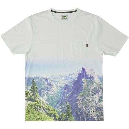 Hippy Tree Half Dome Short-Sleeve T-Shirt - Men's