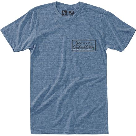 Hippy Tree Highland Short-Sleeve T-Shirt - Men's
