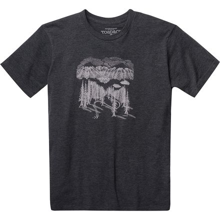 Toad&Co Fresh Pow Short-Sleeve T-Shirt - Men's