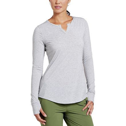 Toad&Co Debug Swifty Long-Sleeve T-Shirt - Women's