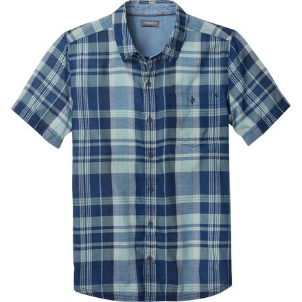Toad&Co Beckmen Short-Sleeve Slim Shirt - Men's