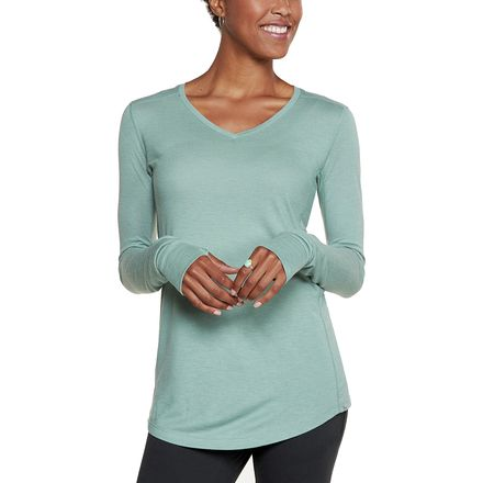 Toad&Co Aria Vee Long-Sleeve Top - Women's