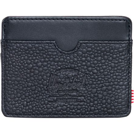 Herschel Supply Charlie Leather Wallet - Men's