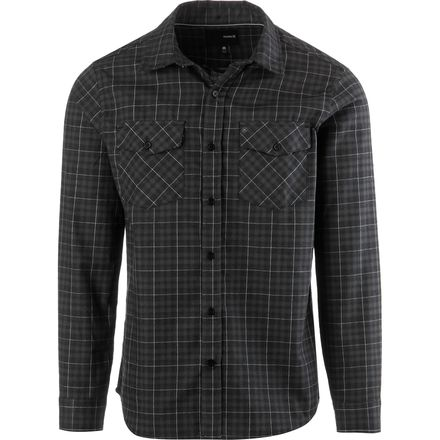 Hurley Dri-Fit Cascade Flannel Shirt - Men's