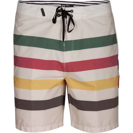 Hurley X Pendleton Glacier Beachside 18in Board Short - Men's