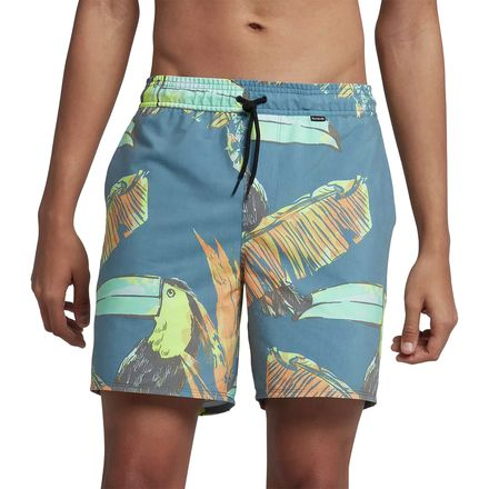 Hurley Paradise Volley 17in Short - Men's