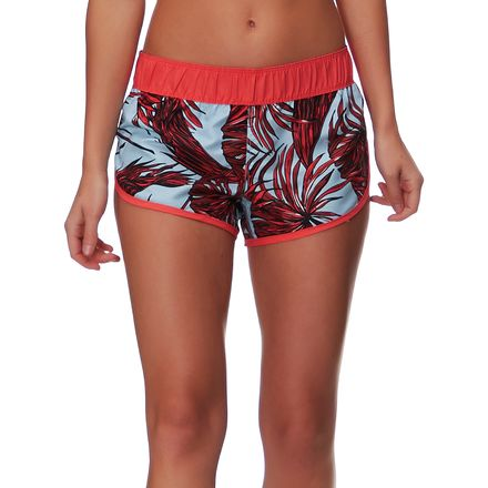 Hurley Supersuede Koko Beachrider Board Short - Women's