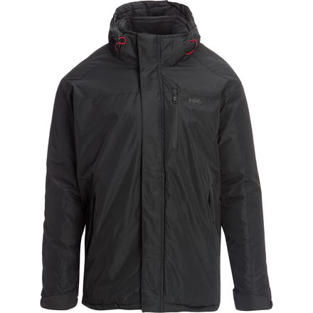 Hawke and Co.  Solid Hooded Jacket - Men's