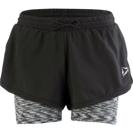 HFX Layered Running Short - Women's