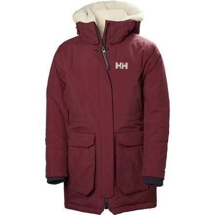 Helly Hansen Jr Vilde Parka - Girls'
