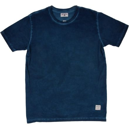 Iron and Resin Indigo Tide T-Shirt - Short-Sleeve - Men's