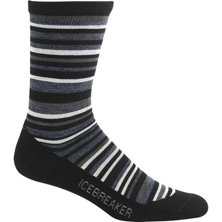 Icebreaker Lifestyle Light Crew Sock - Men's