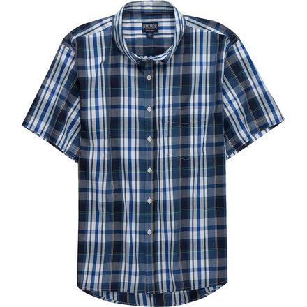 Smith's Plaid One Pocket Button-Down Shirt - Men's