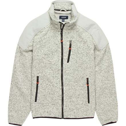 IZOD Sweater Jacket - Men's