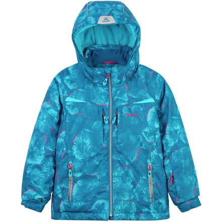 Kamik Apparel Tessie Flora Jacket - Girls'