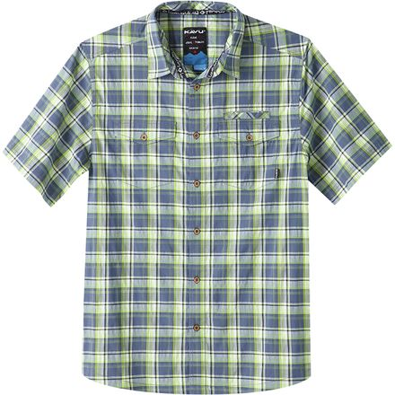 KAVU Park Place Shirt - Men's