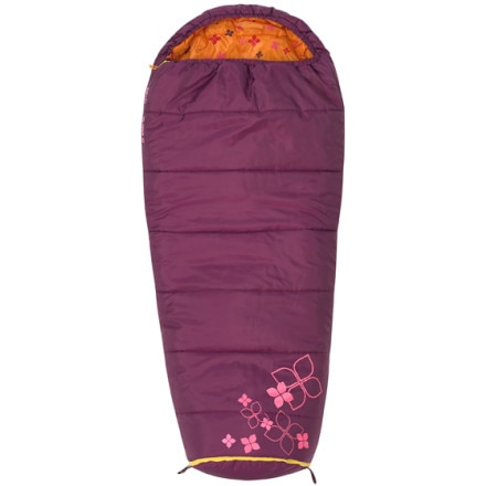 Kelty Big Dipper 30 Sleeping Bag: 30 Degree Synthetic - Girls'