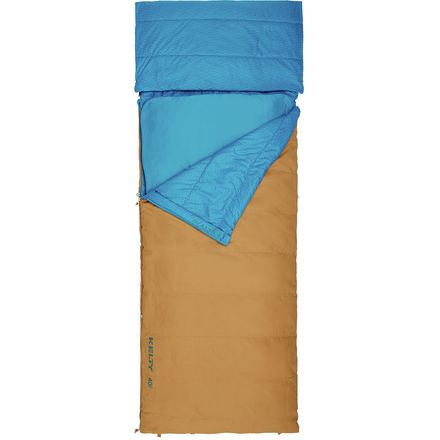 Kelty Revival Cloudloft Sleeping Bag: 40 Degree Synthetic
