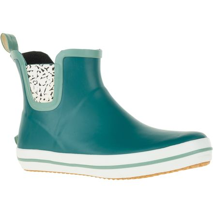 Kamik Sharon Lo Print Rain Boot - Women's