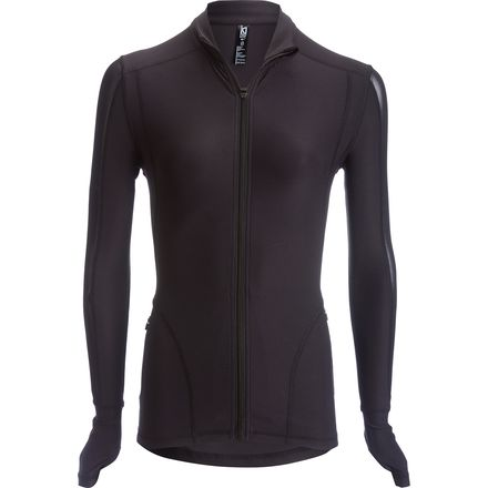 Ki Pro NYC Mesh Stripe Performance Jacket- Women's