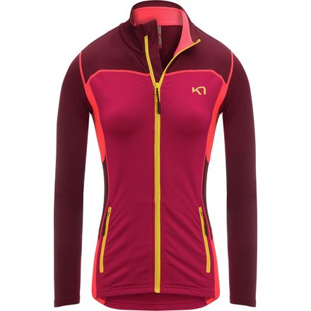Kari Traa Lina Full-Zip Fleece Jacket - Women's