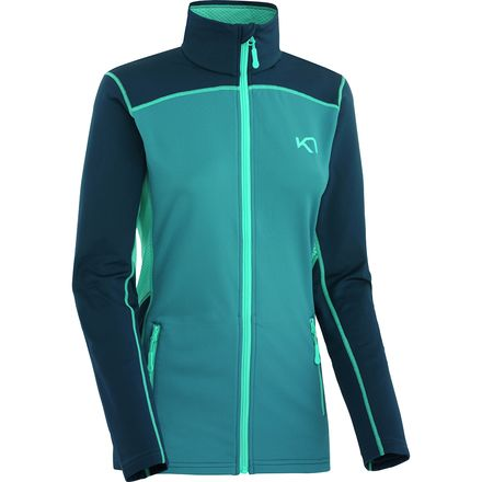 Kari Traa Kaia Full-Zip Fleece Jacket - Women's