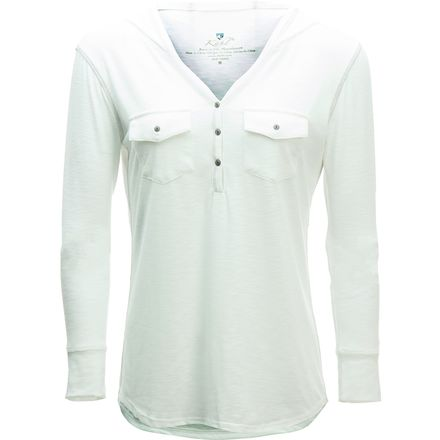 KÜHL Sora Hooded Long- Sleeve Shirt - Women's