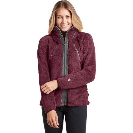 KUHL Flight Fleece Jacket - Women's