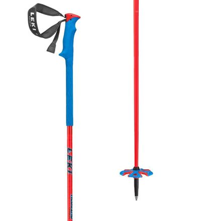 LEKI Red Bird Ski Poles