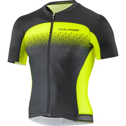 Louis Garneau Course M-2 Race Short Sleeve Jersey - Men's