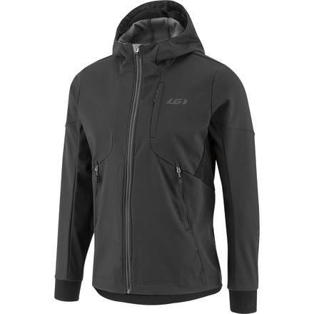 Louis Garneau Enertec Hooded Jacket - Men's