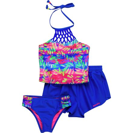 Limited Too Summer Tankini - Girls'