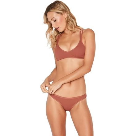 L Space Ridin' High Cosmo Bikini Bottom - Women's