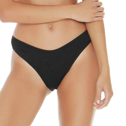 L Space Pucker Up Whiplash Bikini Bottom - Women's