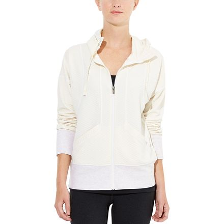 Lucy Quilted Ultimate X-Training Full-Zip Sweatshirt - Women's