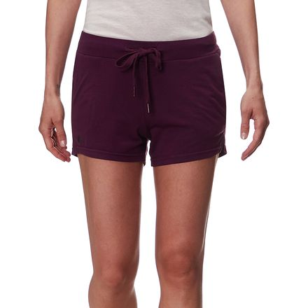 Layer 8 Relaxed Fit Short With Drawcord - Women's