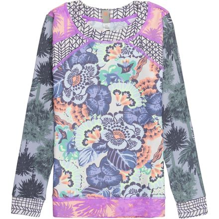 Maaji Sand Castle Rashguard - Girls'