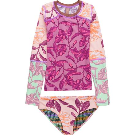 Maaji Temple Of Joy Rashguard - Toddler Girls'