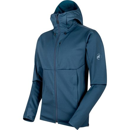 Mammut Ultimate V SO Hooded Jacket - Men's