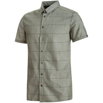 Mammut Alvra Short-Sleeve Shirt - Men's