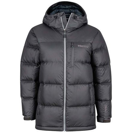 Marmot Guides Down Hooded JR Jacket - Boys'